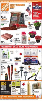 Home Depot catalogue in Reading PA ( Expires tomorrow )