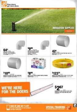 Home Depot catalogue in Livonia MI ( 3 days left )