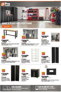 Home Depot catalogue in Worcester MA ( 2 days left )