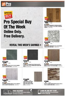 Home Depot catalogue in Houston TX ( 3 days left )