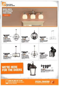 Tools & Hardware offers in the Home Depot catalogue in Dallas TX ( Expires today )