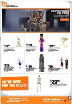 Home Depot catalogue in San Francisco CA ( Expires today )