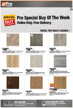 Home Depot catalog ( Expires tomorrow)