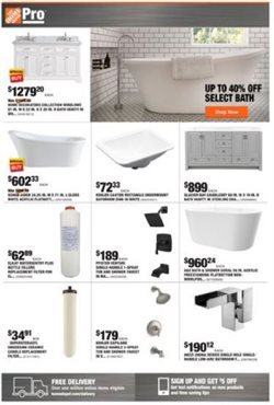 Home Depot catalogue in Houston TX ( Expired )