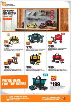 Home Depot catalogue in Tyler TX ( Expired )