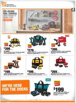 Home Depot catalogue in Los Angeles CA ( Expired )
