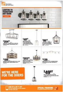 Home Depot catalogue in Skokie IL ( Expired )