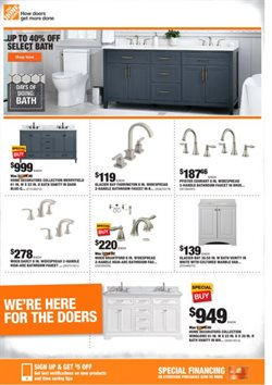 Tools & Hardware offers in the Home Depot catalogue in Sterling VA ( 1 day ago )