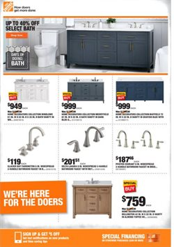 Home Depot catalogue in Chicago IL ( Expired )
