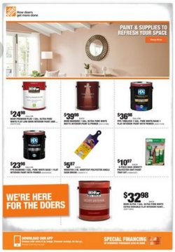 Home Depot catalogue in Hammond IN ( Expired )
