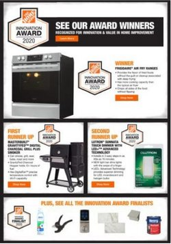 Tools & Hardware offers in the Home Depot catalogue in Elyria OH ( Expires today )