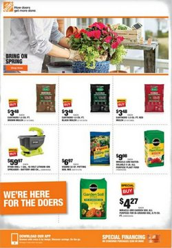 Home Depot catalogue ( 3 days ago )