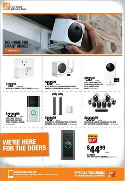 Tools & Hardware deals in the Home Depot catalog ( 4 days left)