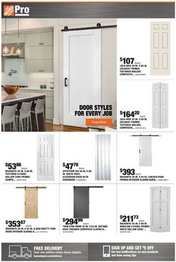 Tools & Hardware deals in the Home Depot catalog ( Expires tomorrow)