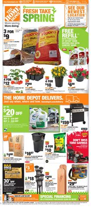 Home Depot Deals In The Killeen TX Weekly Ad