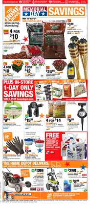 Tools Hardware Deals In The Home Depot Weekly Ad West Hartford CT
