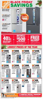 Home Depot deals in the Johnstown PA weekly ad