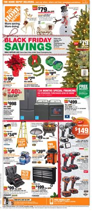 Home Depot deals in the Erie PA weekly ad