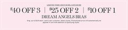 Victoria's Secret coupon ( 10 days left )