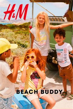 H&M deals in the Daly City CA weekly ad