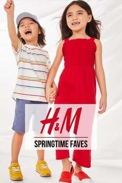 H&M catalog ( More than a month)