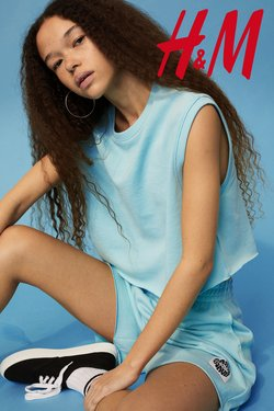 Clothing & Apparel deals in the H&M catalog ( Expires today)