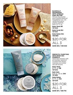 Scrub deals in the Avon weekly ad in New York