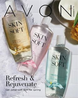 Avon deals in the Saint Louis MO weekly ad