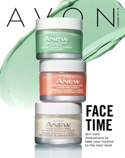 Beauty & Personal Care deals in the Avon weekly ad in Los Angeles CA