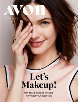 Avon deals in the Houston TX weekly ad
