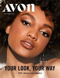 Avon deals in the Phoenix AZ weekly ad