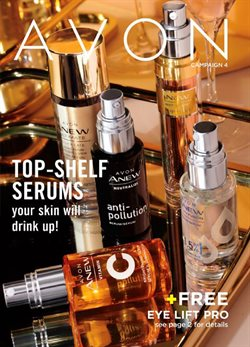 Avon catalogue ( Expires tomorrow )