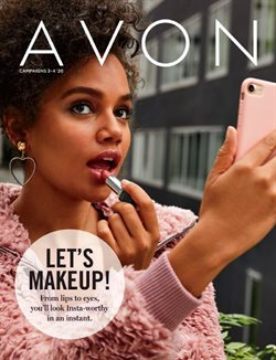 Avon catalogue ( 10 days left )
