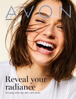 Avon catalogue ( Published today )