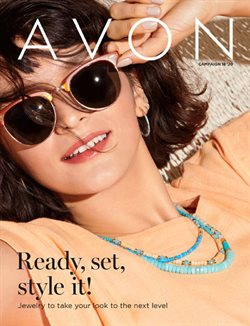 Avon catalogue ( 8 days left )