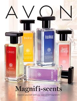 Beauty & Personal Care offers in the Avon catalogue in Dallas TX ( 9 days left )