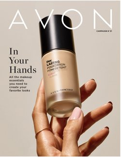 Avon catalogue ( 14 days left )
