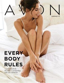 Beauty & Personal Care deals in the Avon catalog ( 3 days left)