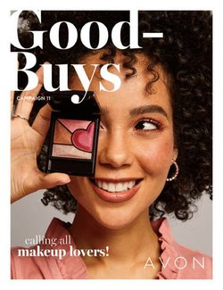 Beauty & Personal Care deals in the Avon catalog ( Expires tomorrow)