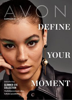 Beauty & Personal Care deals in the Avon catalog ( Published today)