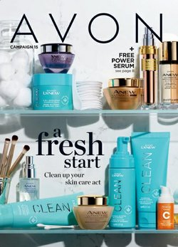 Beauty & Personal Care deals in the Avon catalog ( 4 days left)