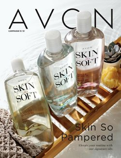 Beauty & Personal Care deals in the Avon catalog ( 5 days left)