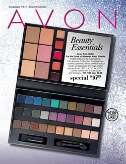 Avon deals in the New York weekly ad