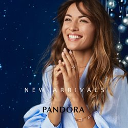 Jewelry & Watches offers in the Pandora catalogue in Reading PA ( Expires tomorrow )