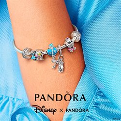 Luxury brands deals in the Pandora catalog ( More than a month)