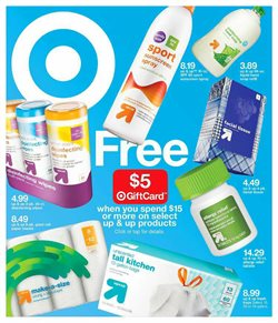 Target deals in the Houston TX weekly ad