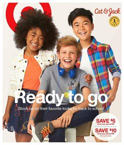 Department Stores deals in the Target weekly ad in Troy NY