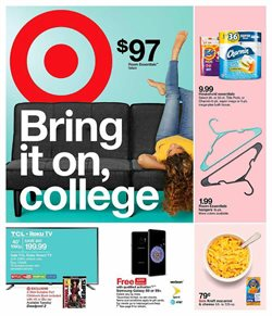 Department Stores deals in the Target weekly ad in East Lansing MI