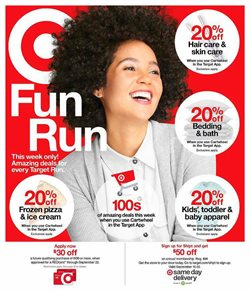 Target deals in the Whittier CA weekly ad