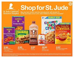 Target deals in the New York weekly ad